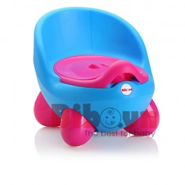 Bô vệ sinh cao cấp Color Egg cho bé - Xanh Dương